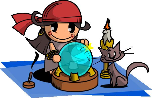 fortune-teller clipartlord.com